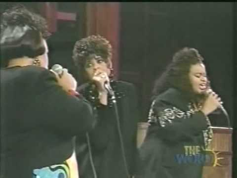 The Clark Sisters - Amazing Grace