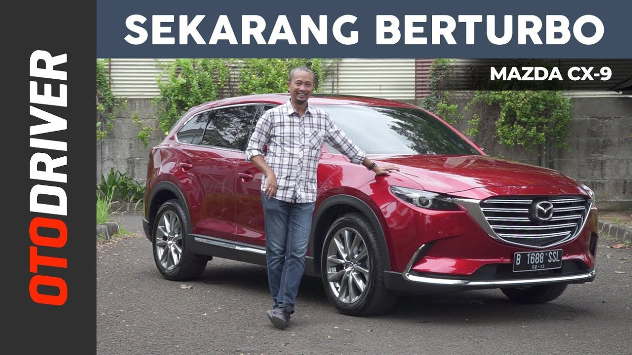 Mazda Cx 9 >> Mazda Cx 9 2019 Review Indonesia Otodriver