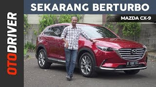 Mazda CX-9 2019 Review Indonesia | OtoDriver