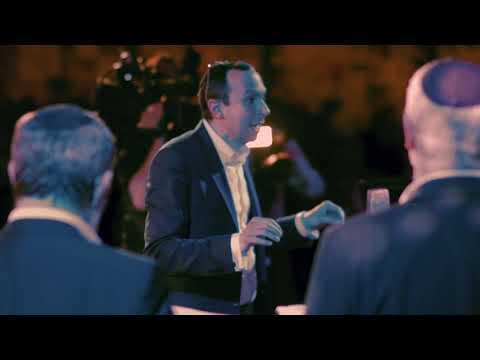Chazan Yossi Muller & The Whitefield Shul Choir - Hodu (Modzitz)