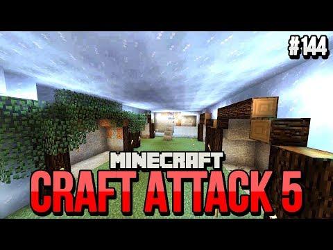 Die ERSTEN TIERE! | CRAFT ATTACK 5 #144 | Clym