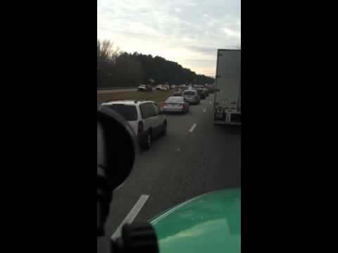 Is there an accident on i 95 in south carolina 11