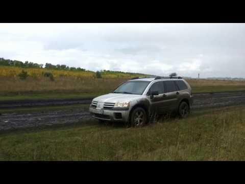 Mitsubishi Endeavor и  Marshal Road Venture AT