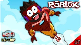 ROBLOX Indonesia #127 RO-Trip | Finally Ironkong can fly Yaaayyy