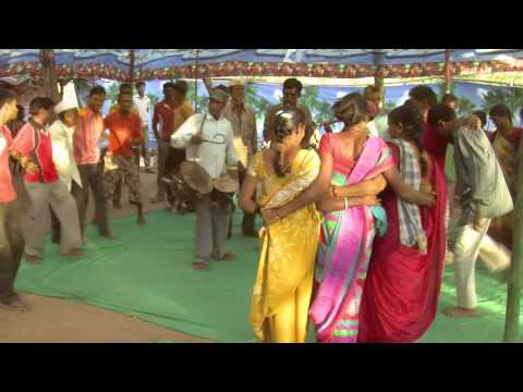 Warli Marriage dance - after Peethi