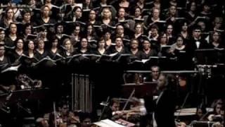 Carmina Burana - Fortuna Imperatrix Mundi (O Fortuna) - Coro Sinfônico Comunitário da UnB