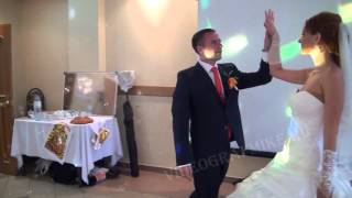 свадьба Александр и Татьяна тенец