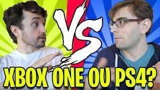 Xbox One vs. Playstation 4. Qual o melhor pra você?