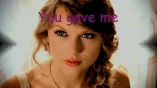 Taylor Swift -Back to December-Karaoke
