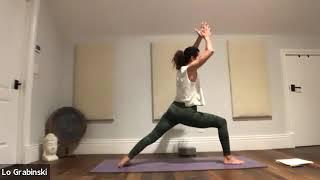 Vinyasa Strong -Yoga Strong Glutes