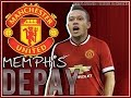 MEMPHIS DEPAY Goals, Skills PSV 2014 2015 HD