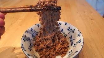 Homemade Natto by Natto Dad