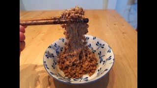 Homemade Natto by Natto Dad