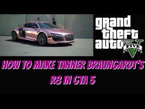 HOW TO MAKE TANNER BRAUNGARDT