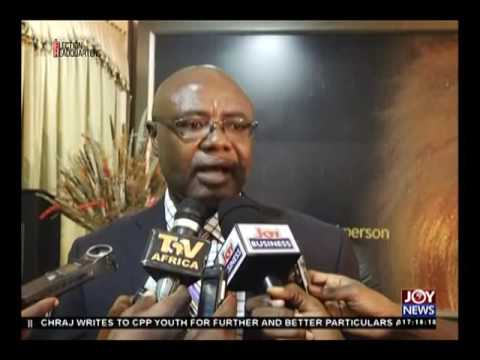 Gas Project - Business Live on Joy News (14-7-16)