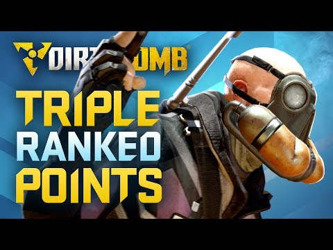 Dirty Bomb: Triple Ranked Points