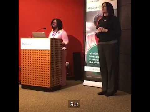 #EqualUN: Women, disability and fair representation