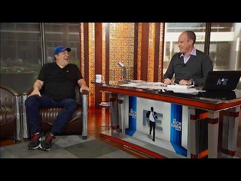 Actor Jeff Garlin Talks Cubs & Bears in Studio on The RE Show - 9/28/15
