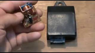 видео ВАЗ-2115, предохранители: устройство, схема и особенности