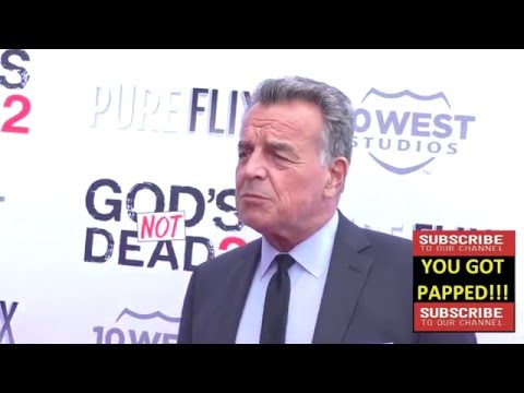 Ray Wise at the Gods Not Dead 2 Premiere at Directors Guild in West Hollywood