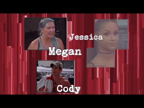 Big Brother 19 - Old Intro (Full Cast)