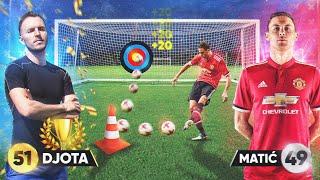 FUDBALSKI IZAZOVI w/ NEMANJA MATIĆ (Manchester United)