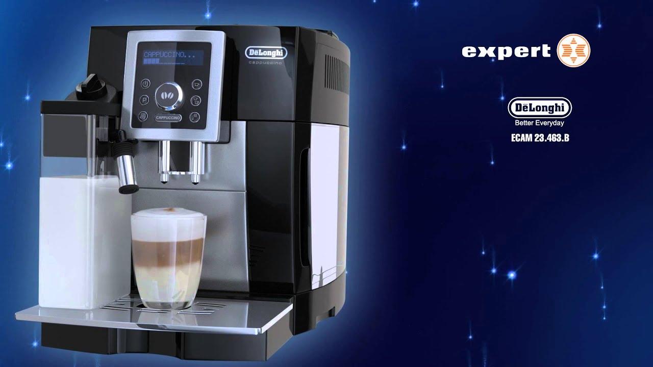 Aus Unserer Tv Werbung De Longhi Kaffeevollautomat Ecam 23 463 B