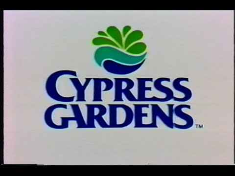 Cypress Gardens Promotional Tape - 1986