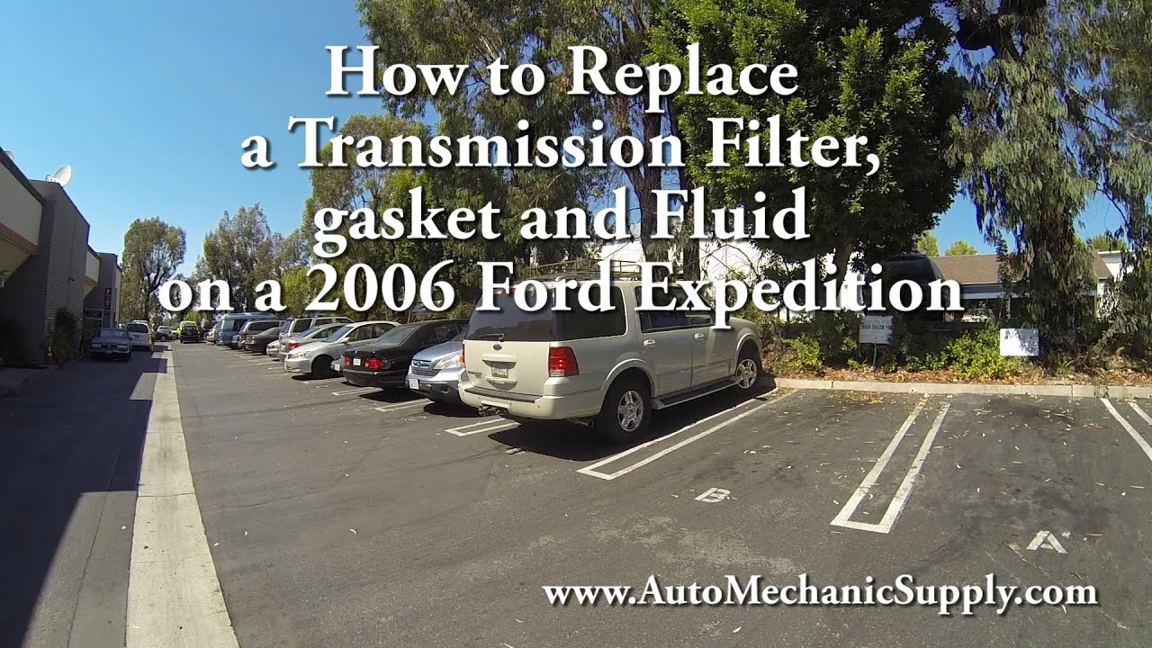 how to replace a transmission filter gasket and fluid on. Black Bedroom Furniture Sets. Home Design Ideas