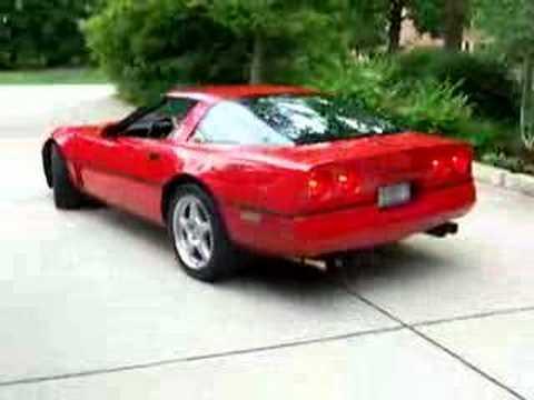 Fassst2 85 Corvette C4 L98 Youtube