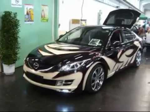 mazda 6 gh youtube. Black Bedroom Furniture Sets. Home Design Ideas