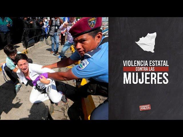 Violencia estatal contra las mujeres  | subtitulado