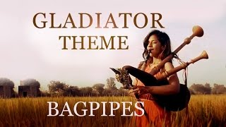 Now We Are Free Bagpipe cover Gladiator theme The Snake Charmer.mp3