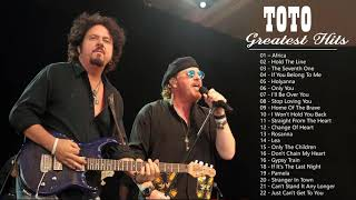 Toto Greatest Hits Full Album - Best Of TOTO Playlist HQ - TOTO songs