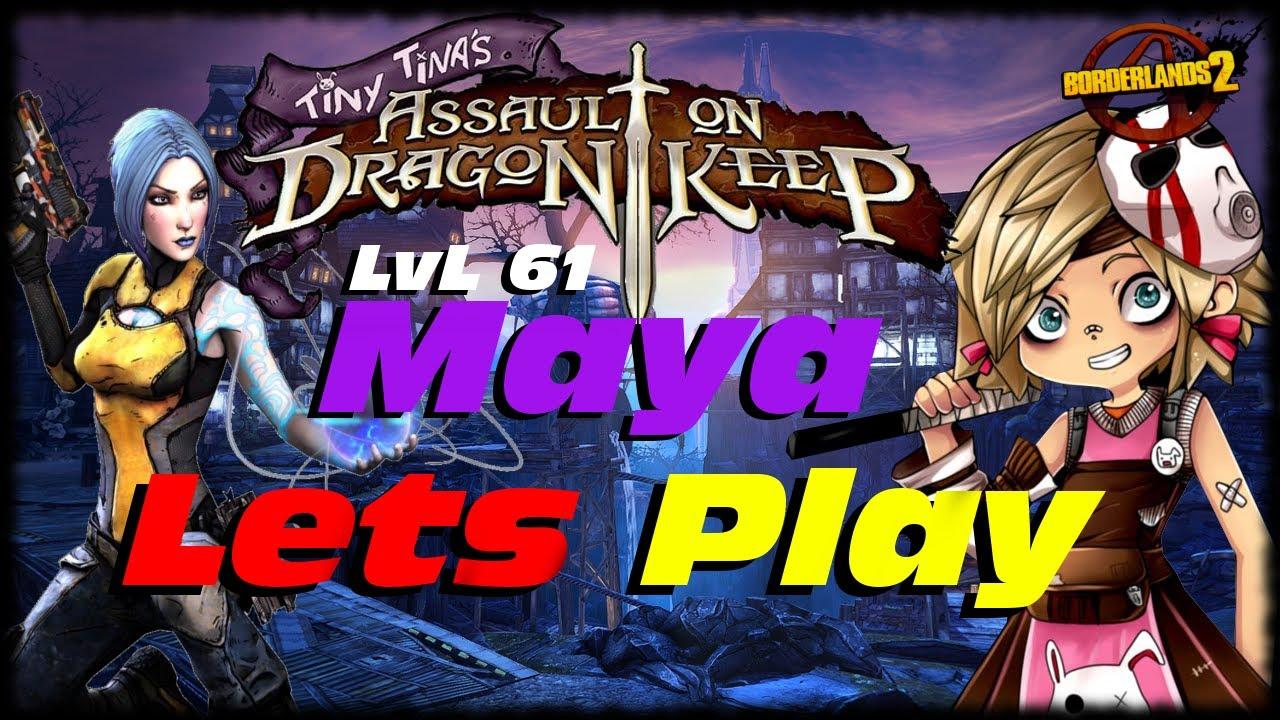 Borderlands 2 Tiny Tina's Assault On Dragon Keep DLC UVHM ... Borderlands 2 Scaling Dlc Uvhm