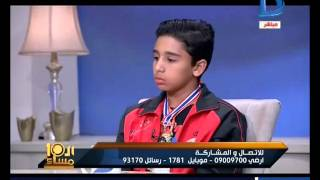 برنامج العاشرة مساء|ابطال مصر فى مواي تاي يهزمون ابطال اسرائيل وسط اهمال مصرى