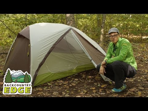 cdb246e8123 Big Agnes Rattlesnake SL 2 mtnGLO Backpacking Tent - YouTube