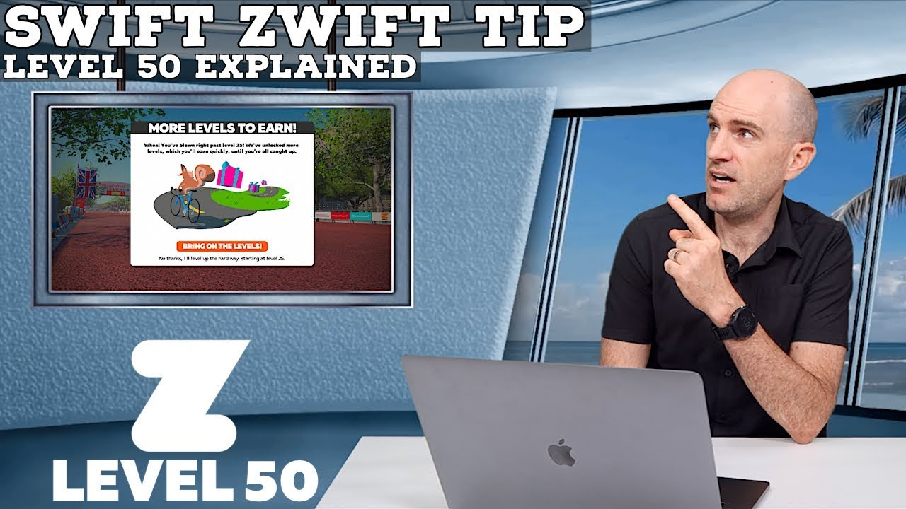 Swift Zwift Tip: Zwift Level 50 Explained