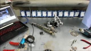 Разборка двигателя CDAB поиск и обсуждение причин отсутствия давления масла.