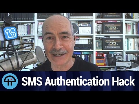 SMS Two Factor Authentication Hack