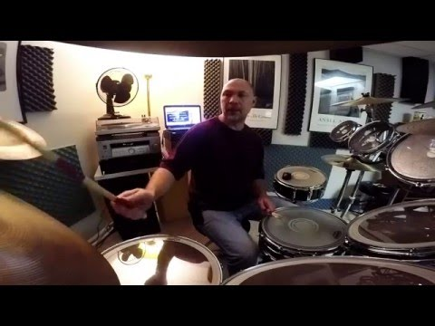 The Way - Jeremy Camp (intro-groove breakdown)