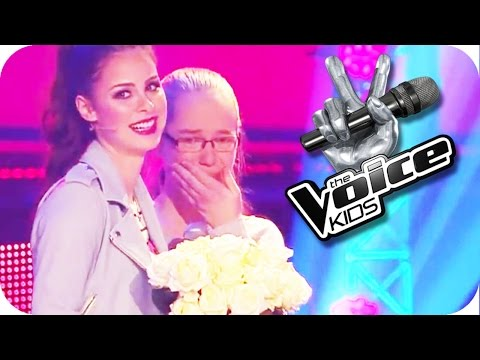 Lost - Anouk (Elinor) | The Voice Kids 2015 | Blind Auditions | SAT.1