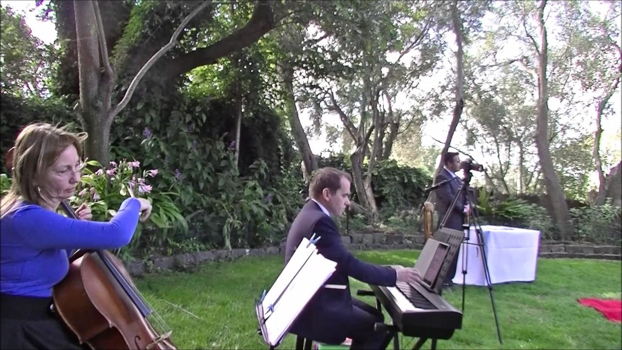 Wedding Ceremony Piano Cello Prelude Guest Arrival Music