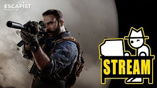 Yahtzee and Jack Packard Play Call of Duty: Modern Warfare | Post-ZP Stream