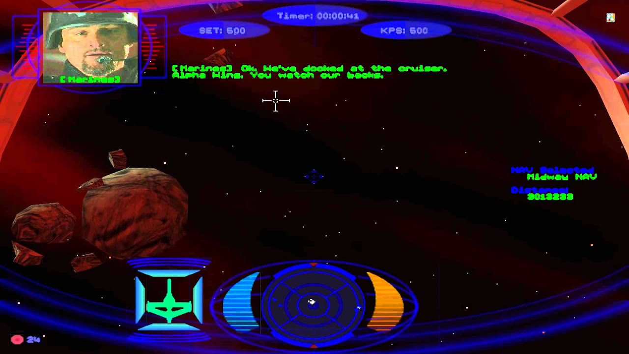 Wing Commander 5 Prophecy Hd 1080p 60fps Gameplay 2 Youtube