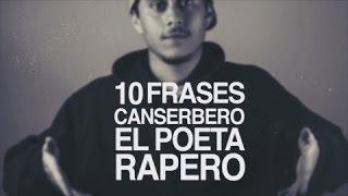 Frases de Canserbero, el poeta rapero (Tyrone Gonzalez)
