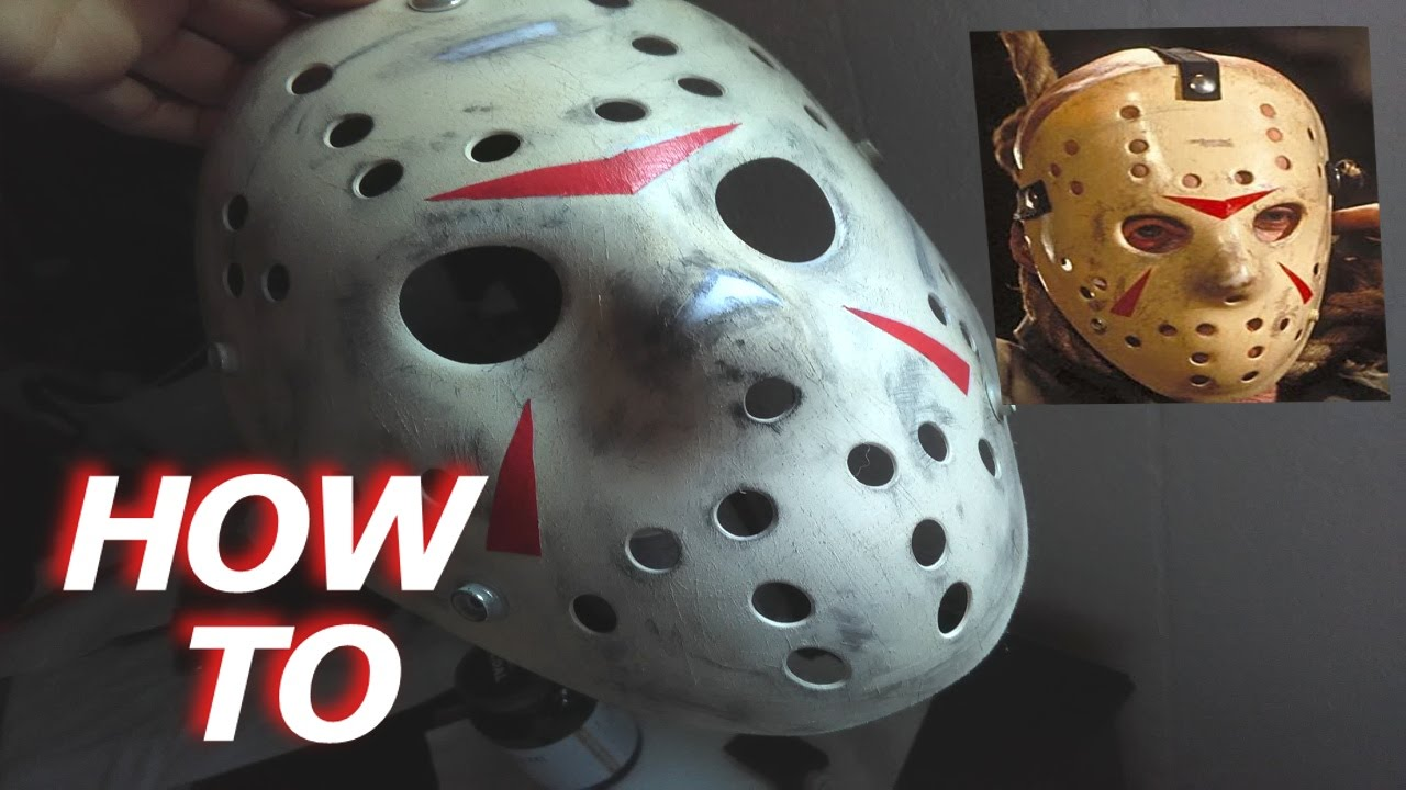 Easy how to make a jason voorhees mask friday the 13th part 3 easy how to make a jason voorhees mask friday the 13th part 3 youtube solutioingenieria Gallery