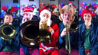 Frosty the Snowman for Brass Quintet