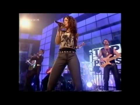 Shania Twain - Thank You Baby! (TOTP Germany)