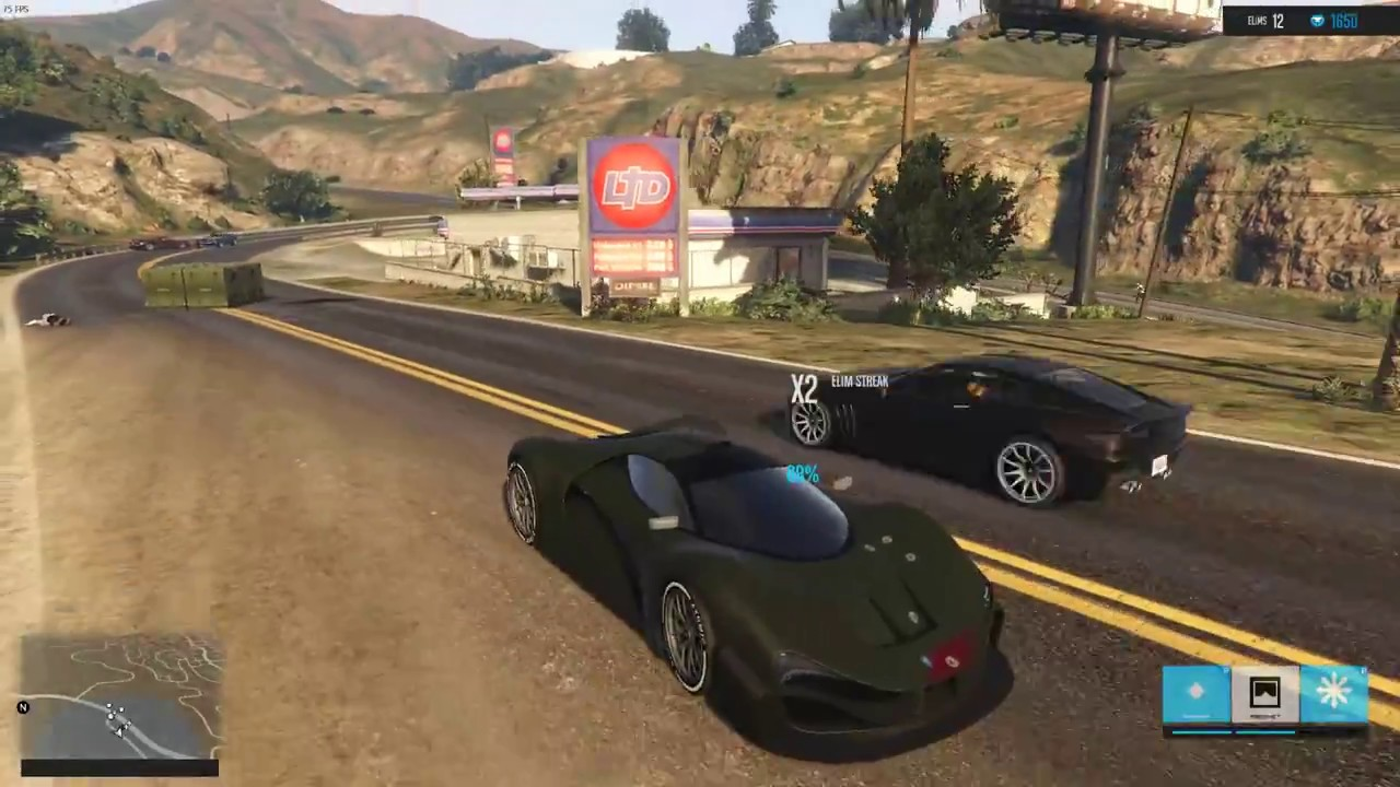 gta v old cars mod